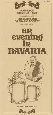 An Evening in Bavaria, 1980
