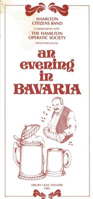 An Evening in Bavaria, 1982