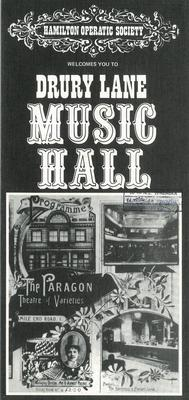 Drury Lane Music Hall, 1982