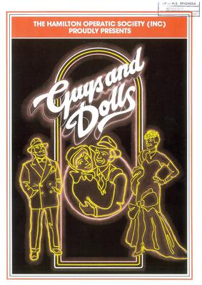 Guys and Dolls, 1983