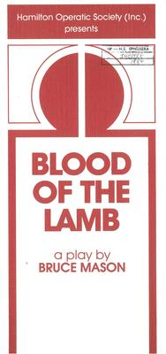 Blood of the Lamb, 1984