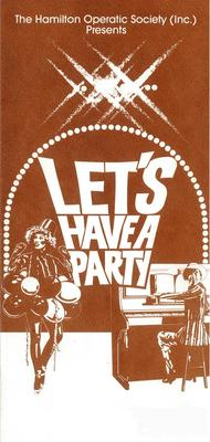 Let's Have a Party, 1984