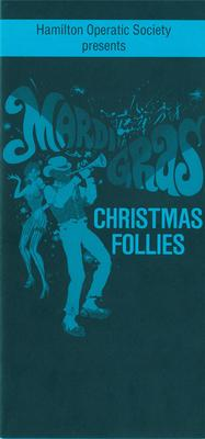 Mardi Gras Christmas Follies, 1985