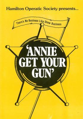 Annie Get Your Gun, 1986