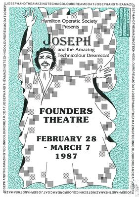 Joseph and the Amazing Techicolour Dreamcoat, 1987