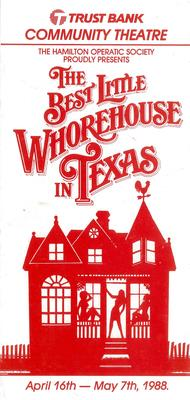 The Best Little Whorehouse in Texas, 1988