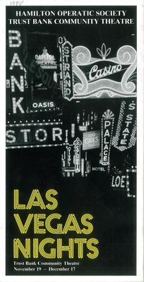 Las Vegas Nights, 1988