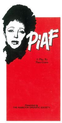 Piaf, 1989