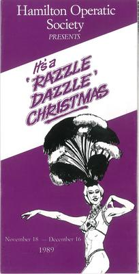 It's a Razzle Dazzle Christmas, 1989