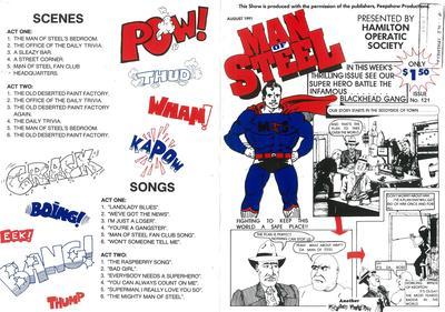 Man of Steel, 1991