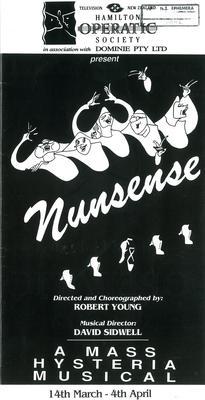 Nunsense, 1992