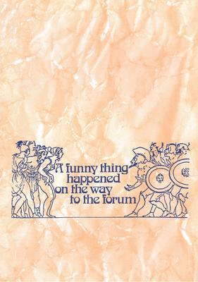 A Funny Thing Happened on the Way to the Forum, 1992