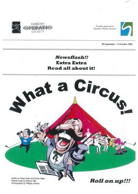 What a Circus!, 2001
