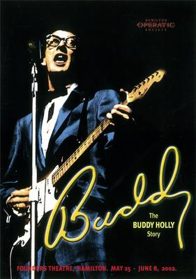 Buddy: The Buddy Holly Story, 2002