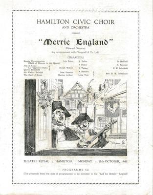 Merrie England, 1948