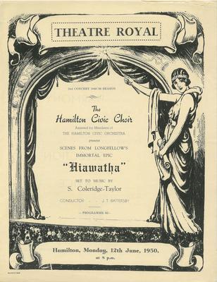 Hiawatha, 1950