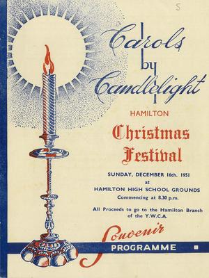Carols by Candlelight, 1951