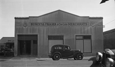 Burgess, Fraser & Co. Ltd.