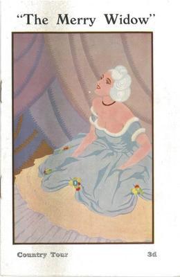 The Merry Widow, 1933