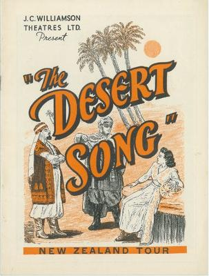 The Desert Song, 1946
