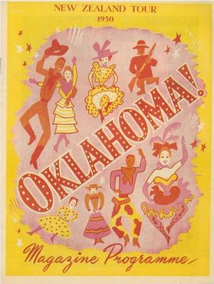 Oklahoma, 1950
