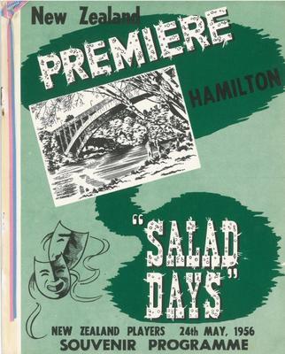 Salad Days, 1956