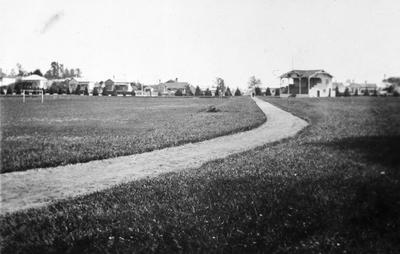 Seddon Park 1920s