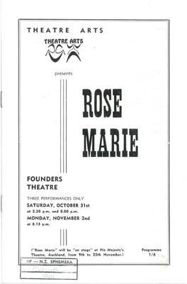 Rose Marie, 1964