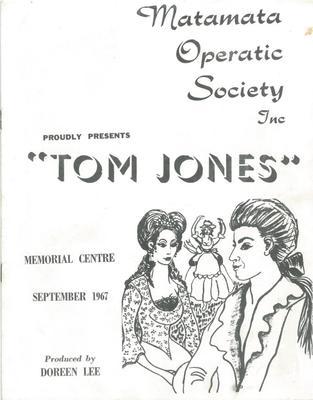 Tom Jones, 1967