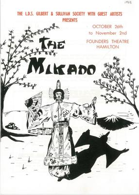 The Mikado, 1968