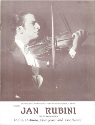 Jan Rubini, 1946