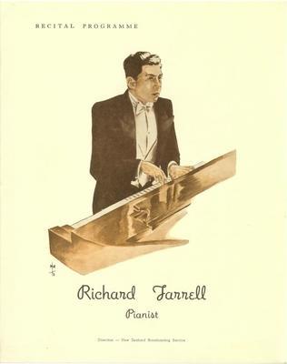 Richard Farrell, 1951