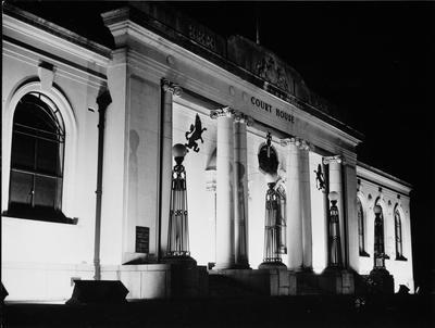Hamilton Court House