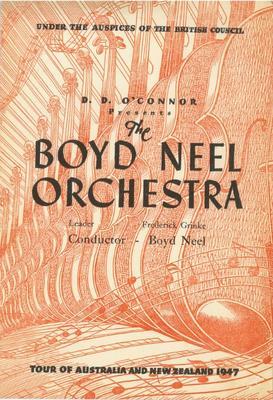 Boyd Neel Orchestra, 1947