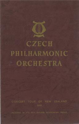 Czech Philharmonic Orchestra, 1959