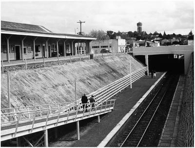 Hamilton railway station