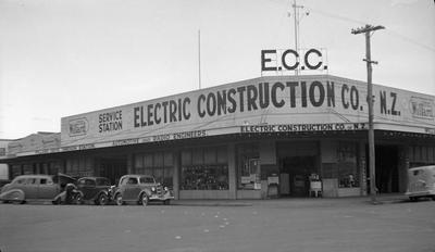 Electric Construction Company of New Zealand Ltd.