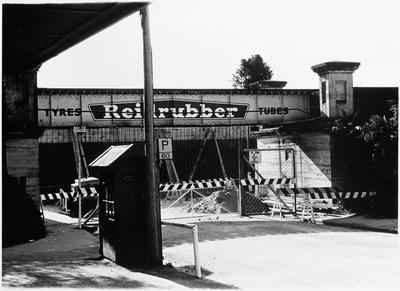 Railway Bridge over River Road