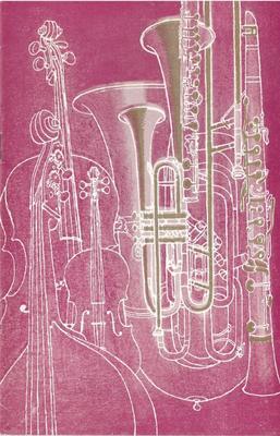 NZBC Symphony Orchestra, 1964