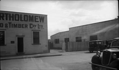 Bartholomew Land & Timber Company Ltd.