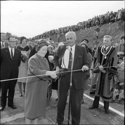 Official opening of Cobham Bridge