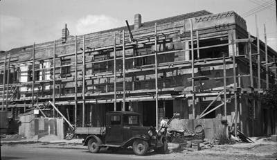 Renovation of the Hamilton Fire Station
