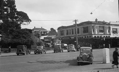 Pascoe's Corner, Garden Place c. 1939
