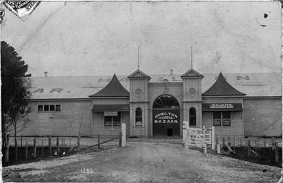 Hamilton Horse Bazaar