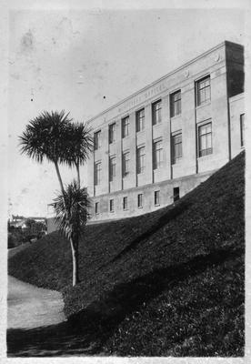 Hamilton Borough Council municipal offices