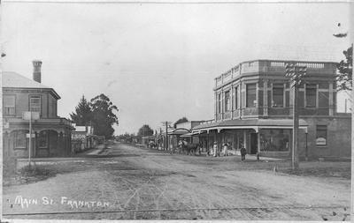Main Street Frankton