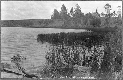 """Hamilton Lake"""