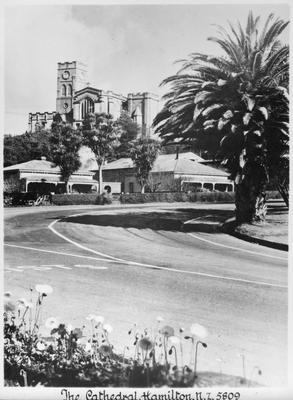 Cathedral and Lower Victoria Street