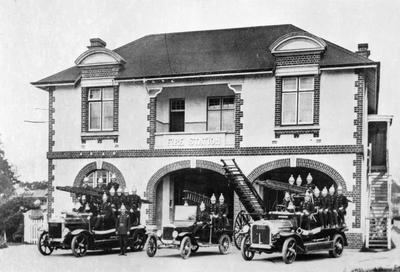 Hamilton Fire Station