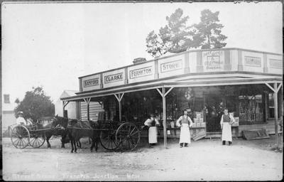 Sanford & Clarke's general store